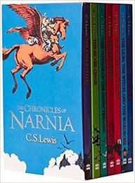 Chronicles Of Narnia Set Of 7 Books