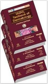 Iadvl Textbook Of Dermatology Set Of 3 Vols