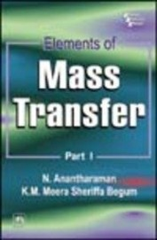 Elements Of Mass Transfer Part 1