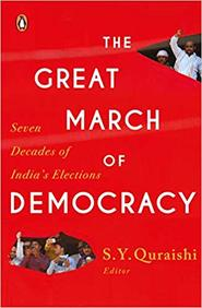 Great March Of Democracy : Seven Decades Of Indias