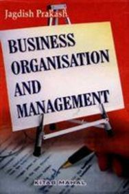 Business Organization And Management Book