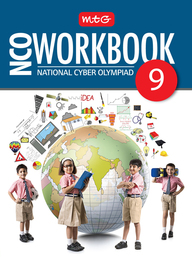 MTG National Cyber Olympiad (NCO) Work Book Class 9