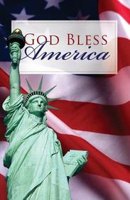 God Bless America: 25- Pack Tracts