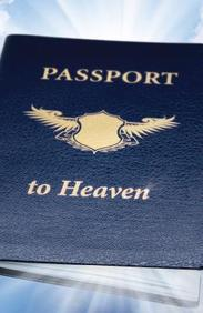 Passport to Heaven: 25- Pack Tracts
