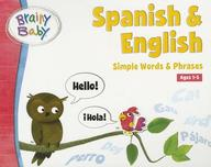 Spanish & English Board Book