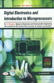 Digital Electronics & Introduction To Microprocessors For 3rd Semester Diploma