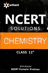 Chemistry Class 11 : Ncert Solutions : Code F048