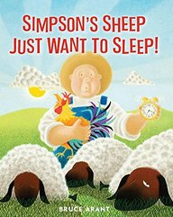 Simpson's Sheep Just Want to Sleep!