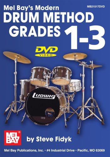Modern Drum Method Grades 1-3