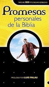 Promesas Personales De La Biblia Personal Promises Of The Bible Spanish Edition