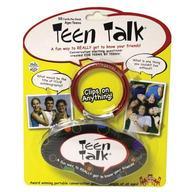 Teen Talk- Portable Conversation Games