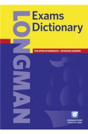 Longman Exams Dictionary W/Cd