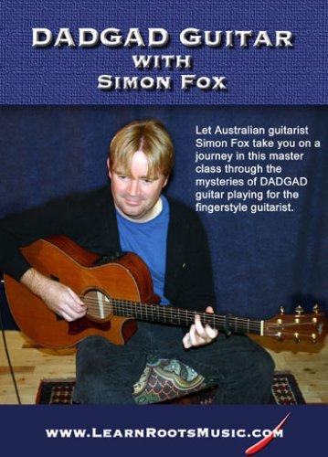 Dadgad Guitar With Simon Fox