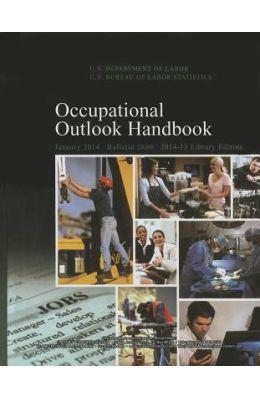 Occupational Outlook Handbook (Cloth): 2014-2015