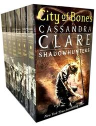The Mortal Instruments Book Set (Book 1-6 )