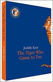Tiger Wh0 Came To Tea