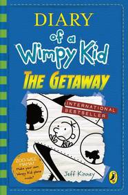 Diary Of A Wimpy Kid 12 : The Getaway
