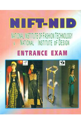 Buy Nift Nid National Institute Of Fashion Technology National Institure Of Design Entrance Exam Book Pradeep Singh Uday Kumar Singh Ik Dubey 9384440299 9789384440299 Sapnaonline Com India