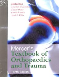 Mercers Textbook Of Orthopaedics & Trauma
