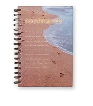 Footprints Spiral Journal