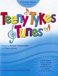 Teeny Tykes & Tunes - Infant Volume 1