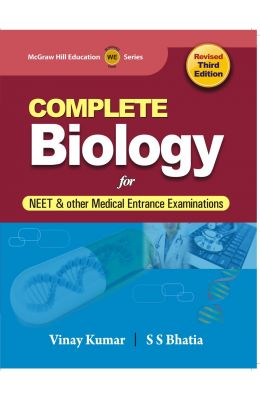 Complete Biology For Neet & Other Medical Entrance Exam