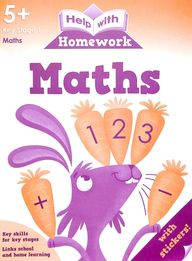 Help With Homework Maths 5+ Key Stage 1