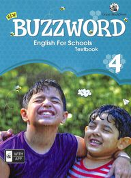 Buy New Buzzword English For School Textbook 4 book : Janet Roy