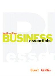 Business Essentials, Student Value Edition