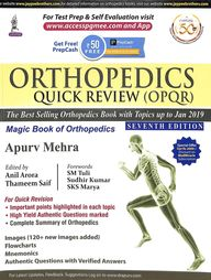 Orthopedics Quick Review : Opqr