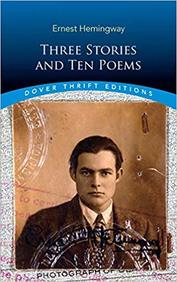 Three Stories and Ten Poems (Dover Thrift Editions)