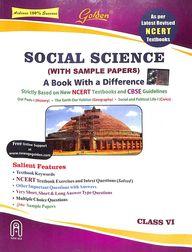 Golden Social Science Class 6 : Cbse