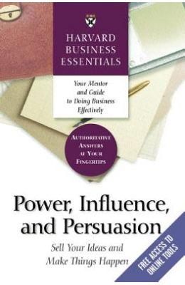 Power Influence & Persuasion