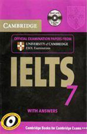 Cambridge English Ielts 7 With Answers W/Cd