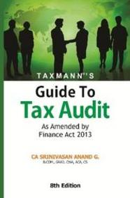 Guide to Tax Audit: 8th Edition