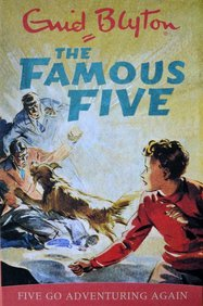 Famous Five : Five Go Adventuring Again 2