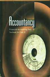 11112 Accountancy Financial Accounting Class 11 Part 2 : Cbse
