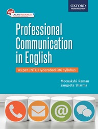 Buy Professional Communication in English- For JNTU Hyderabad book