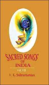 Sacred Songs Of India Volume Eight