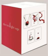 Twilight Saga Set Of 5 Books