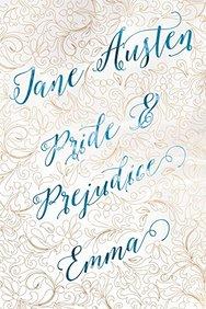 Jane Austen Deluxe Edition (Pride & Prejudice; Emma) (Romantic Fantasy)