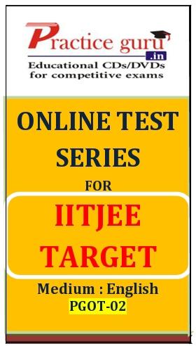 Online Test Series for IITJEE Target