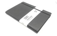 Black Vegan Series Elastic Note Book