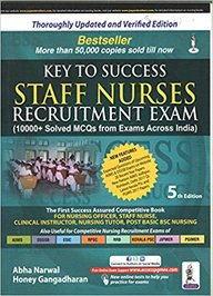 Key To Success Staff Nurse Recruitment Exam