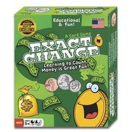 Exact Change- Educational Game: Learning to Count Money Is Great Fun!