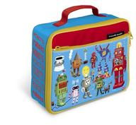 Crocodile Creek Kids Classic Lunchbox (Robots)