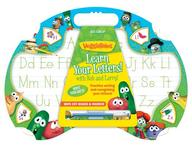 Learn Your Letters Writing Tablet (VeggieTales)