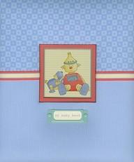 Baby Bots Baby Memory Book