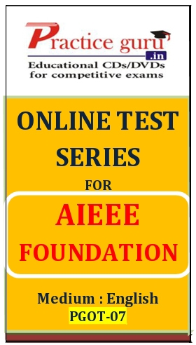 Online Test Series for AIEEE Foundation