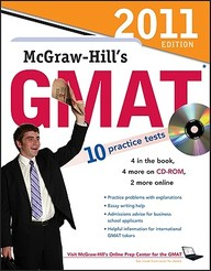 Mcgraw-Hill's Gmat With Cd-Rom, 2011 Edition (Mcgraw Hill's Gmat)